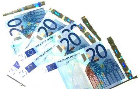 Visok tečaj EUR/HRK