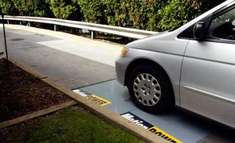 Kočenjem automobila do električne energije